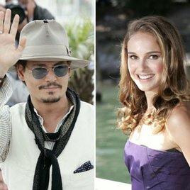 Natalie Portman und Johnny Depp verwirren taube Musikfreunde