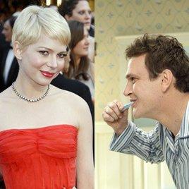"""Marilyn""-Star Michelle Williams liebt Jason Segel"