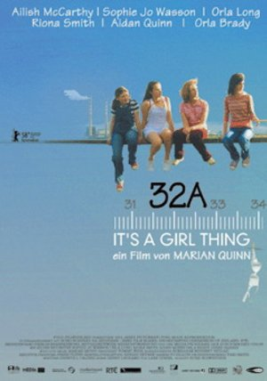 32 A - It's a Girl Thing Poster