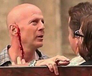 """Bruce Willis blutüberströmt in """"Stirb Langsam 5""""-Clip"""