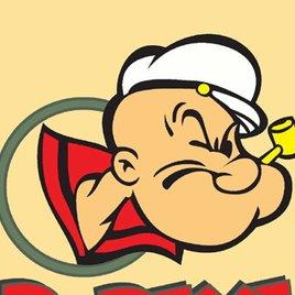 """""""Popeye"""" segelt ins Kino - in 3D!"""