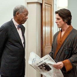 Morgan Freeman hängt nicht an seinen Rollen