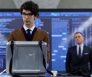 """Erstes Foto von Ben Wishaw als James-Bond-Ausrüster """"Q"""""""