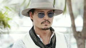 """Johnny Depp in Wes Andersons """"The Grand Budapest Hotel"""""""