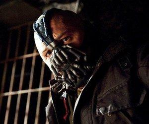 """Dark Knight Rises""-Schurke Tom Hardy im Boxring"