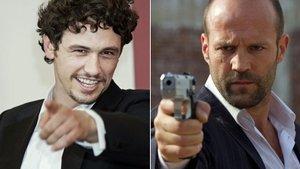 James Franco legt sich mit Jason Statham an