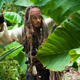 """Johnny Depp erhält 100 Mio $ für """"Fluch der Karibik 5"""""""