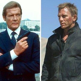 Roger Moore lobt Daniel Craig als besten Bond