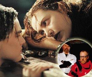 James Cameron holt die Mythbusters