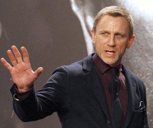 Blauer Daniel Craig überzeugt Sam Mendes