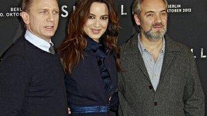 Story für nächsten Bond steht, Mendes führt wieder Regie