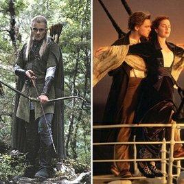 """Legolas' Bogen und Kate Winslets """"Titanic""""-Kleid ersteigern"""