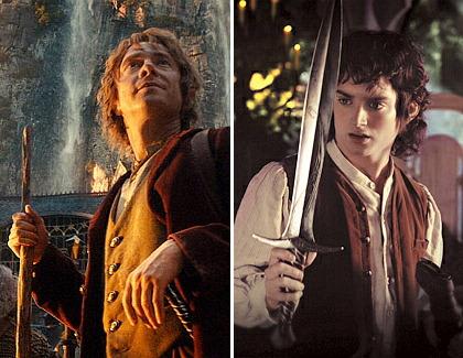 Der Hobbit Und Der Herr Der Ringe Im Direkten Vergleich Kinode