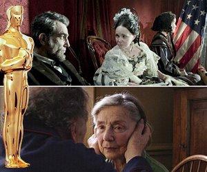"""Oscars: """"Lincoln"""" mit 12 Nominierungen Favorit, """"Liebe"""" überrascht, Bond und Hobbit enttäuschen"""