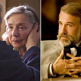 """Golden Globes für Hanekes """"Liebe"""" und Christoph Waltz"""