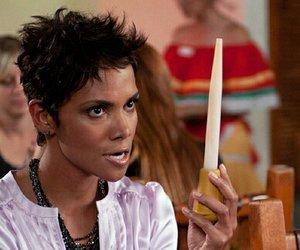 """Halle Berry tauchte ihre Brüste für """"Movie 43"""" in Guacamole"""
