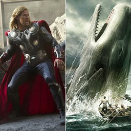 """Thor"" Chris Hemsworth jagt den wahren ""Moby Dick"""