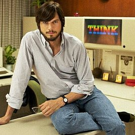 Ashton Kutcher wegen Steve-Jobs-Diät in Klinik