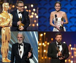"Oscars für Waltz, Haneke und ""Panem""-Star Jennifer Lawrence"