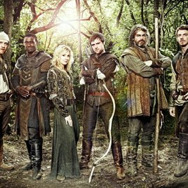 Robin Hood-Film mit Robin Hood als Nebenfigur