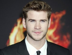 """Panem""-Star Liam Hemsworth in ""The Raven"""