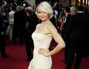 Cameron Diaz dreht Sex-Video