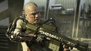 Matt Damon dreht in der Scheiße