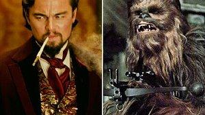 "Leo DiCaprio als Chewbacca in ""Star Wars VII""?"