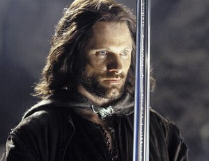 "Peter Jackson wollte Aragorn in ""The Hobbit"""