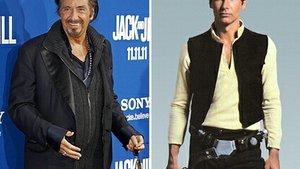 """""""Star Wars"""": Al Pacino lehnte Han Solo-Rolle ab"""