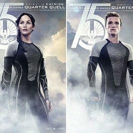 """""""Die Tribute von Panem 2"""": Katniss & Peeta im Kampf-Outfit"""