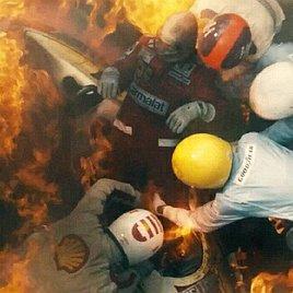 "Formel 1-Trailer ""Rush"" zeigt Niki Laudas Horror-Unfall"