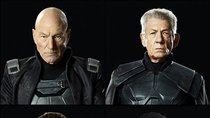 """X-Men: Days of Future Past"": Bilder von Prof. X, Magneto, Colossus & Bishop"
