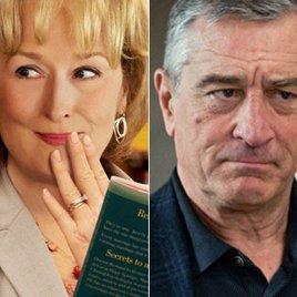Meryl Streep und Robert De Niro drehen wieder zusammen