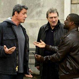 """Stallone & De Niro als Box-Opas: Erstes Bild aus """"Grudge Match"""""""
