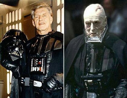 Darth Vader Ohne Maske In Star Wars Vii Kinode