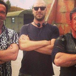 """Geprügelter Stallone beim """"Expendables 3""""-Dreh"""