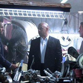 """Kurt Russell zeigt sich bei """"Fast & Furious 7"""""""