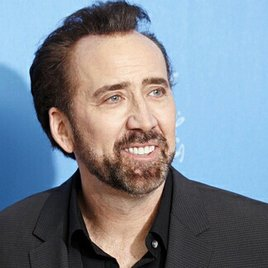 Nicolas Cage ist bester Schauspieler der Welt