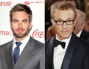 "Chris Pine und Christoph Waltz in ""Kill the Boss 2""?"