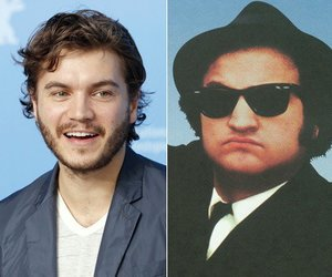 "Emile Hirsch ist ""Blues Brother"" Belushi"