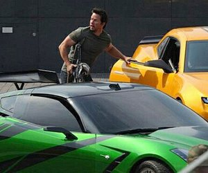 "Mark Wahlberg in ""Transformers 4"": Erstes Bild"