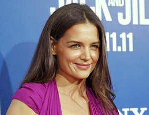 "Katie Holmes für ""Fifty Shades of Grey""?"