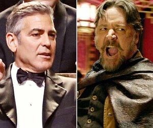 Clooney vs. Crowe: Schlammschlacht mit Gedichten beendet
