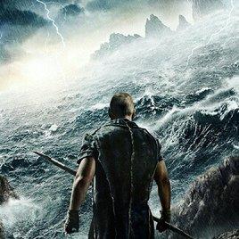 """Russell Crowe mit Glatze in """"Noah"""""""