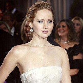 Jennifer Lawrence bekam 200 Heuschrecken geschenkt