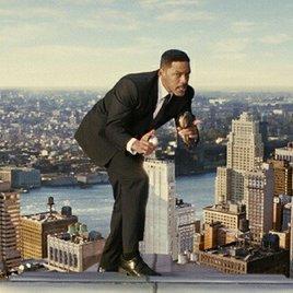 Will Smith schwimmt mit Manhattan übers Meer