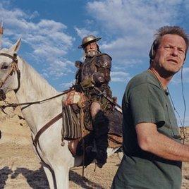 "Terry Gilliam vs. ""Don Quixote"""