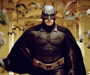 Christian Bale über Batmans Stimme
