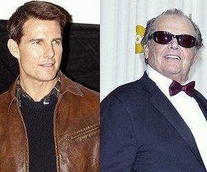 Tom Cruise schützt Jack Nicholson
